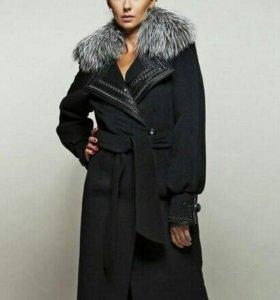 Зимнее пальто марки Raslov