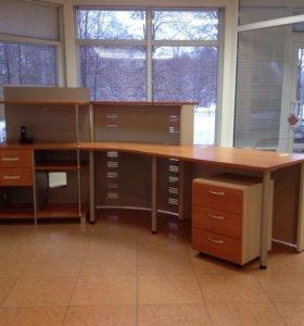 Мебель офисная рецепция