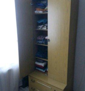 3 шкафа от стенки и тумба