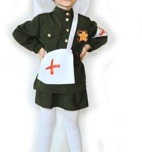 Военные костюмы для девочек