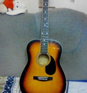 Продам акустическую гитару.