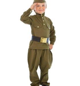Военные костюмы для мальчиков
