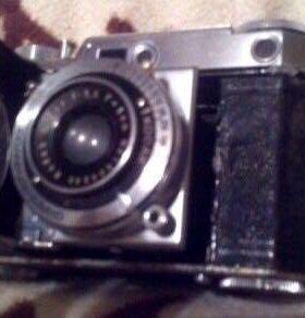 Трофейный фотоаппарат
