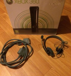 Коробка от Xbox 360 ELITE