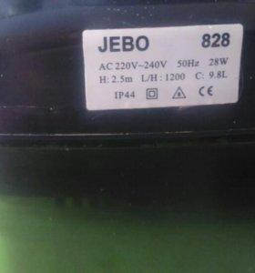 Внешний фильтр для аквариума Jebo 828