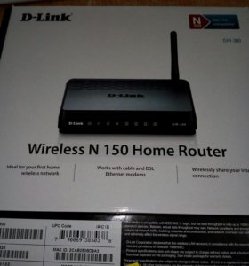 Wireless N 150 Home Router