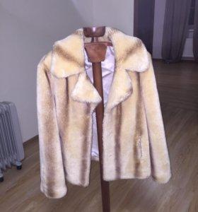 Шубка и пальто бу