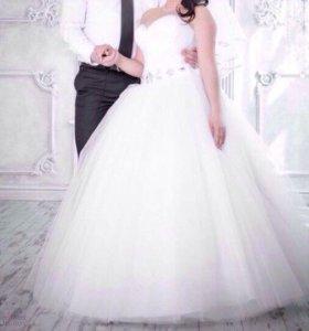 Свадебное платье 🙈