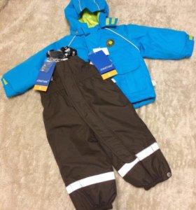 Новый Комплект Jonathan куртка и полуком