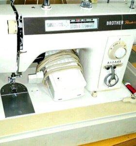 Швейная машинка Brother Pacesetter 607