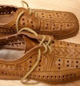 Туфли мокасины р-р 36