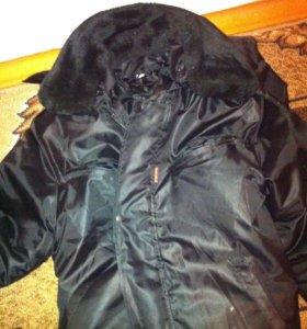Полный комплект одежды сотрудника охраны