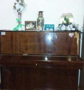 Пианино (фортепиано)
