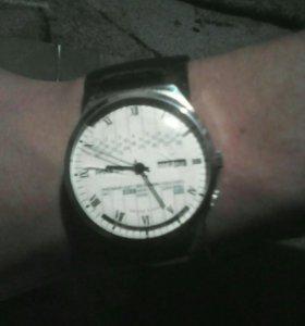 Часы механические ракета