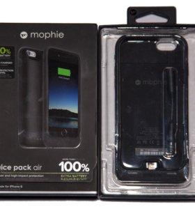Mophie Juice Pack Air для iPhone 6/6S Black
