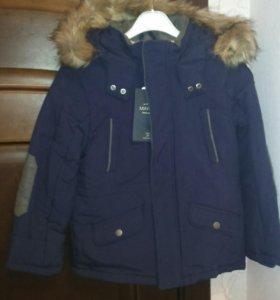 Новая Зимняя куртка Mayoral