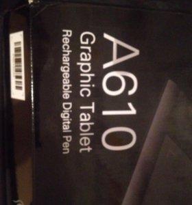 Графический планшет Parblo A-610