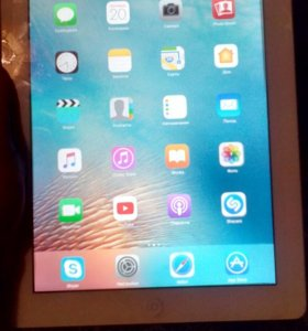 iPad 4 64 гб LTE Wi-Fi + Cellular