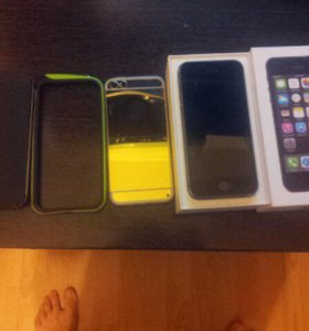 iPhone 5 s Space Gray