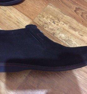 Обувь мужская зимняя
