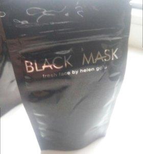 Black Mask Набор для комплексного ухода за кожей.