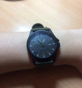 Элегантные мужские армейские часы