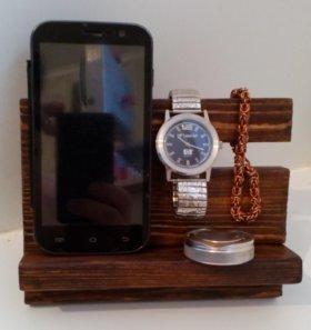 Подставка под iFhone или смартфон