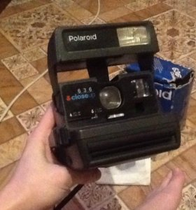 Новый Polaroid 636 CloseUp