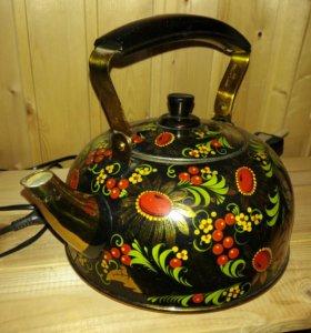 Чайник электрический. Пр-во СССР