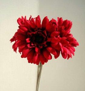 Искусственный цветок для декора