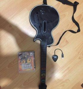 Гитара для пс3