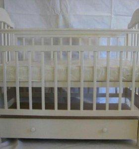 Кроватка Ивашка-10