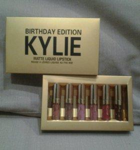 Набор матовой помады Kylie
