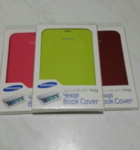 Чехол Samsung Book Cover для Galaxy Note N5100