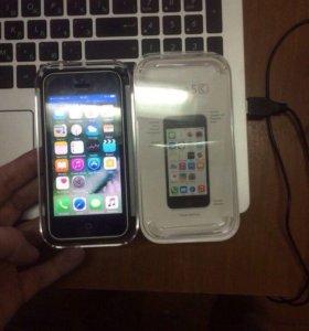 Айфон 5с 8г