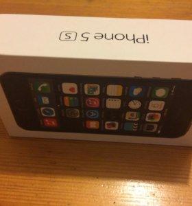 Коробка iPhone оригинал