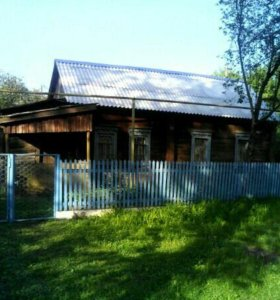 Дом в Рязанской обл. д.Ибредь , Шиловский рай-он