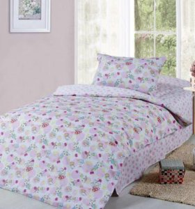 Детское постельное бельё в кроватку Cleo