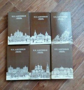 И. И. Лажечников собрание в 6 томах
