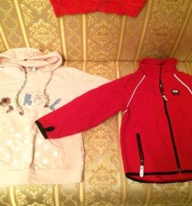 Кофточки и курточки