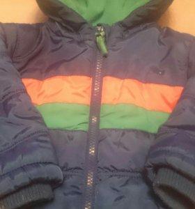 Мальчуковые куртки
