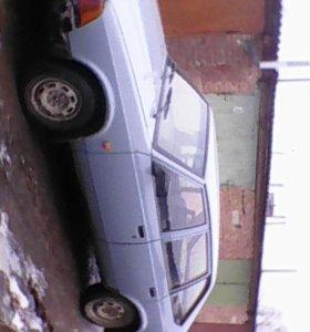 Машина москвич 2141