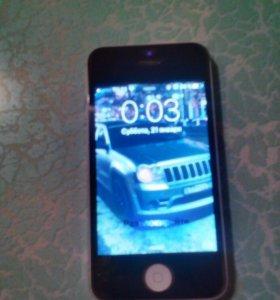 Айфон 4s на 16г