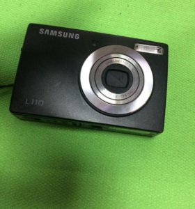 Фотоаппарат Samsung L110