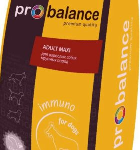 ProBalance Immuno Adult Maxi 15 кг