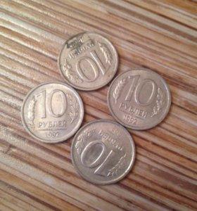 Продам монеты 1992 года