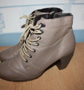 Зимние ботинки rieker 42 р.