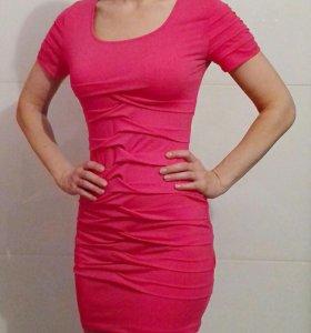 Платье тонкое хs/s