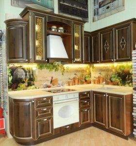 """Кухня (выставочный образец), модель """"Парма"""""""