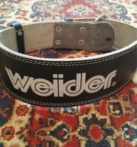 Продам пояс для отегощения Weider